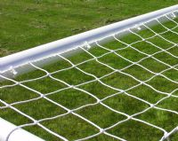 9v9 aluminium football goals